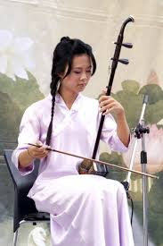 Chinese Erhu instrument