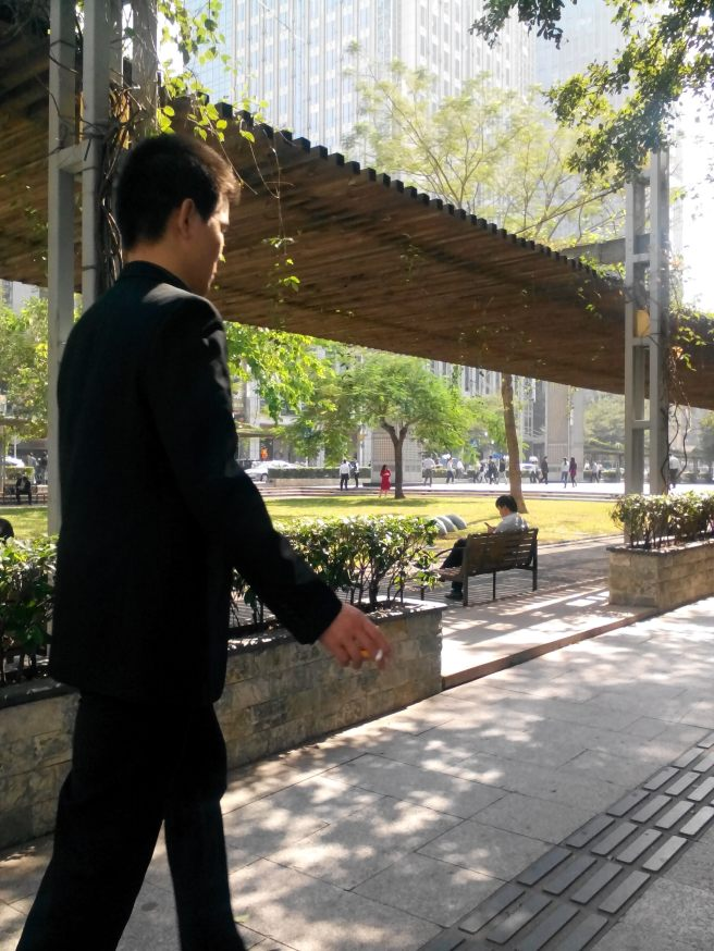 FutianSidewalk
